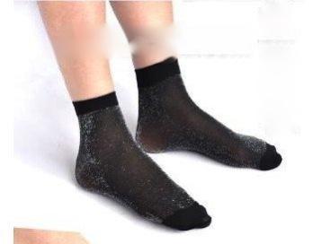 Lot 3 paires socquettes paillettes boho boheme chic ling0036B