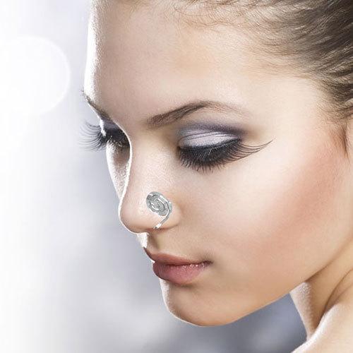 Faux piercing nez oreille boho boheme chic bij0107