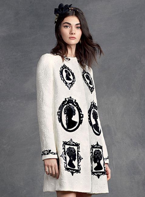 Manteau vintage médaillons boho boheme chic coat0175