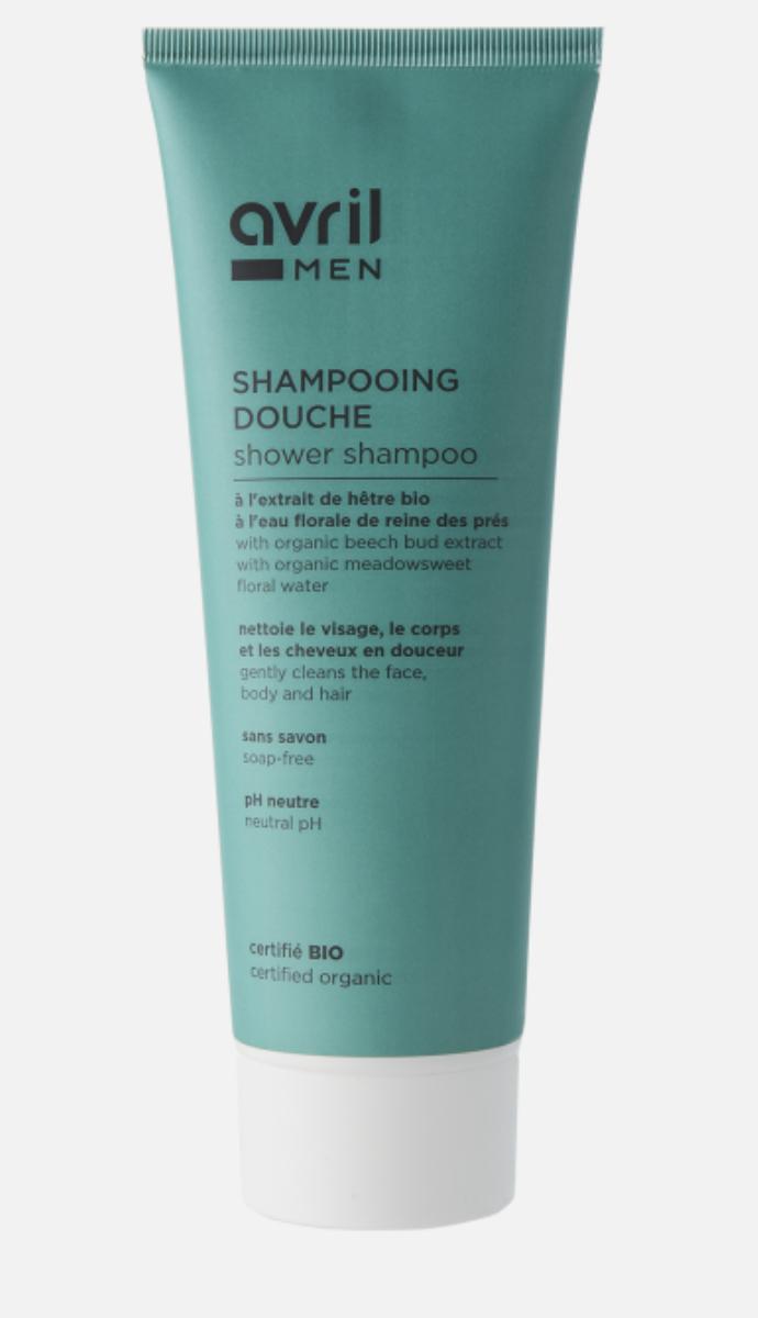 Shampooing douche Homme 250ml – Certifié bio BIO13