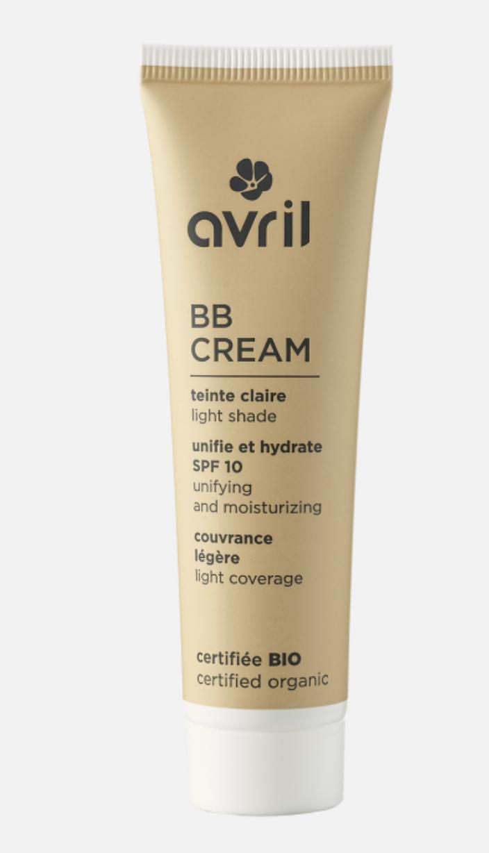 BB cream Claire 30 ml - Certifiée bio BIO016