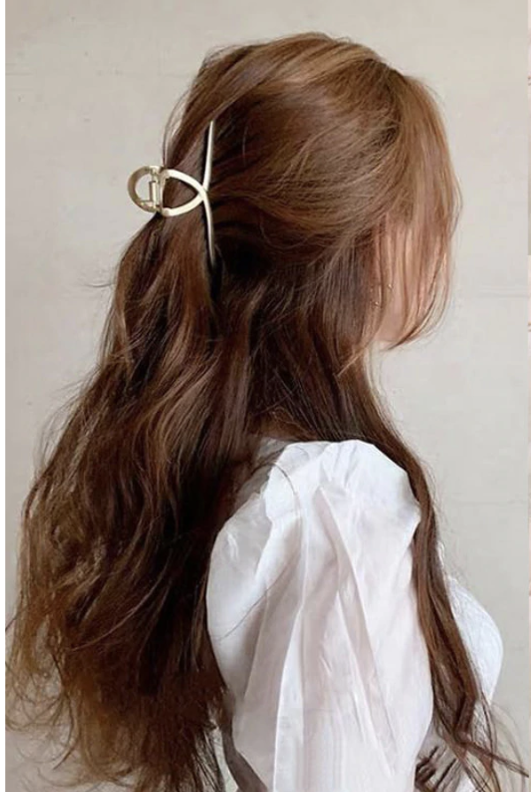 Pince cheveux longue boho boheme chic HAIR0435
