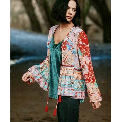 Blouse kimono vintage boho boheme chic  BLOUSE0453
