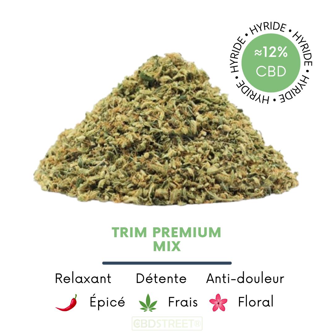 Trim CBD Premium Mix 12% 10g