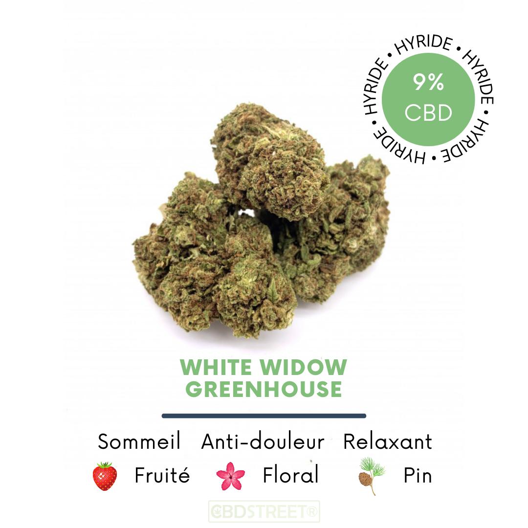 Fleur White Widow CBD