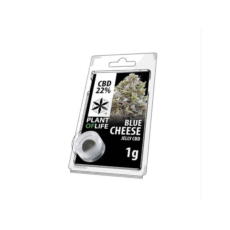 Jelly Blue Cheese 22% CBD 1g