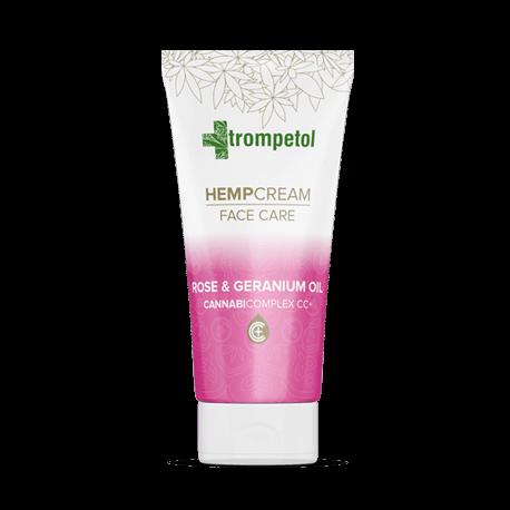 Crème visage Rose & Geranium Oil Trompetol