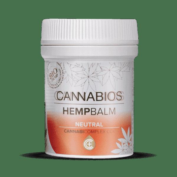 Baume Cannabios Neutre 100% Bio