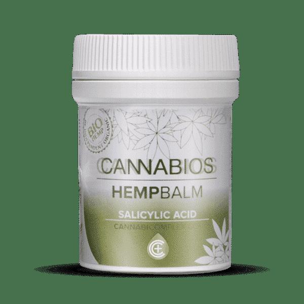 Baume Cannabios Salicylic Acid 100% bio