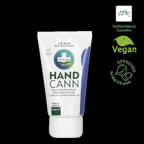 HANDCANN Crème pour les mains