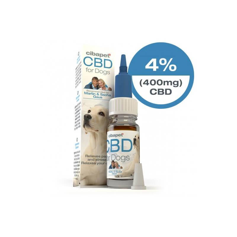 Huile de CBD pour Chien 4% Cibapet