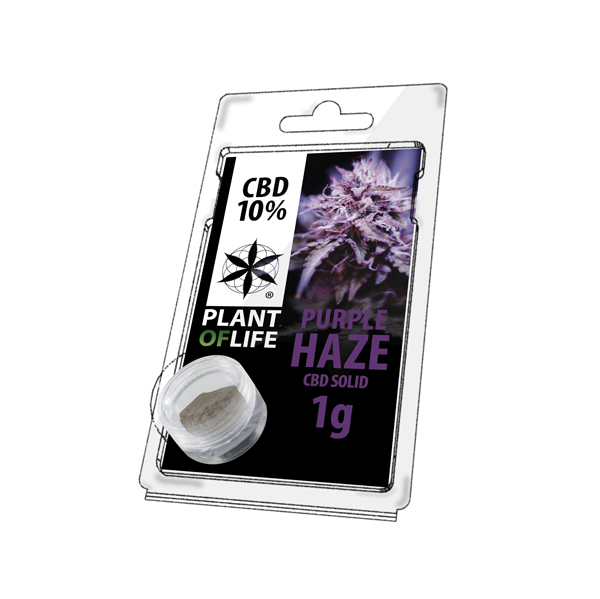 Pollen Purple Haze 10% 1g