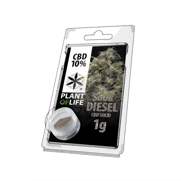 Pollen Sour Diesel 10% 1g