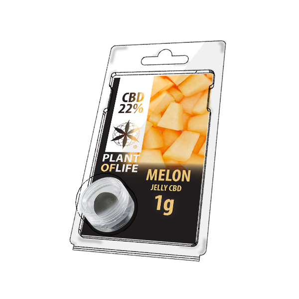 Jelly Melon 22% 1g
