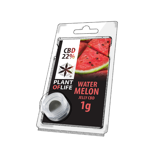 Jelly Watermelon 22% 1g