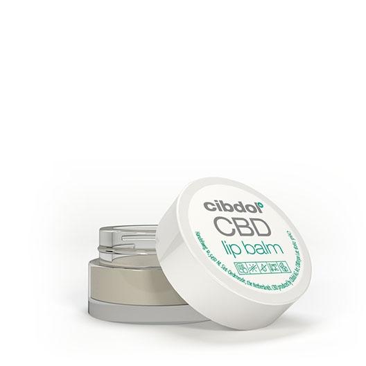 Baume à lèvres CBD CIBDOL