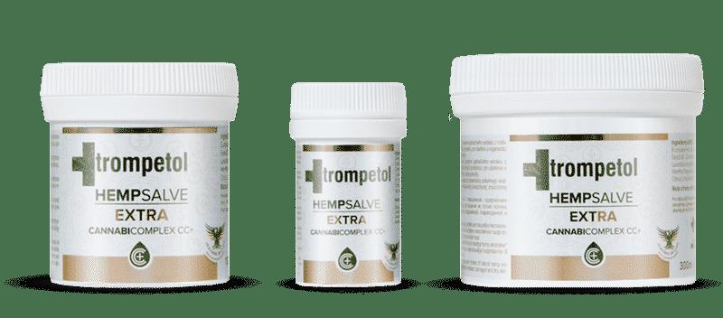 Trompetol HempSalve Extra