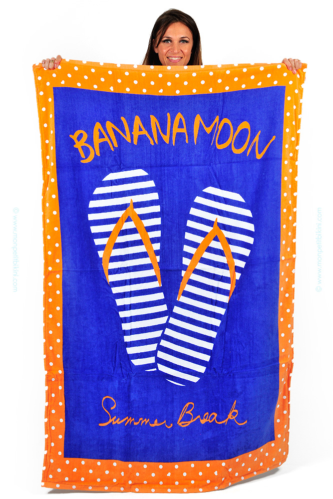 serviette de plage banana moon darwin collection banana moon 2014. Black Bedroom Furniture Sets. Home Design Ideas