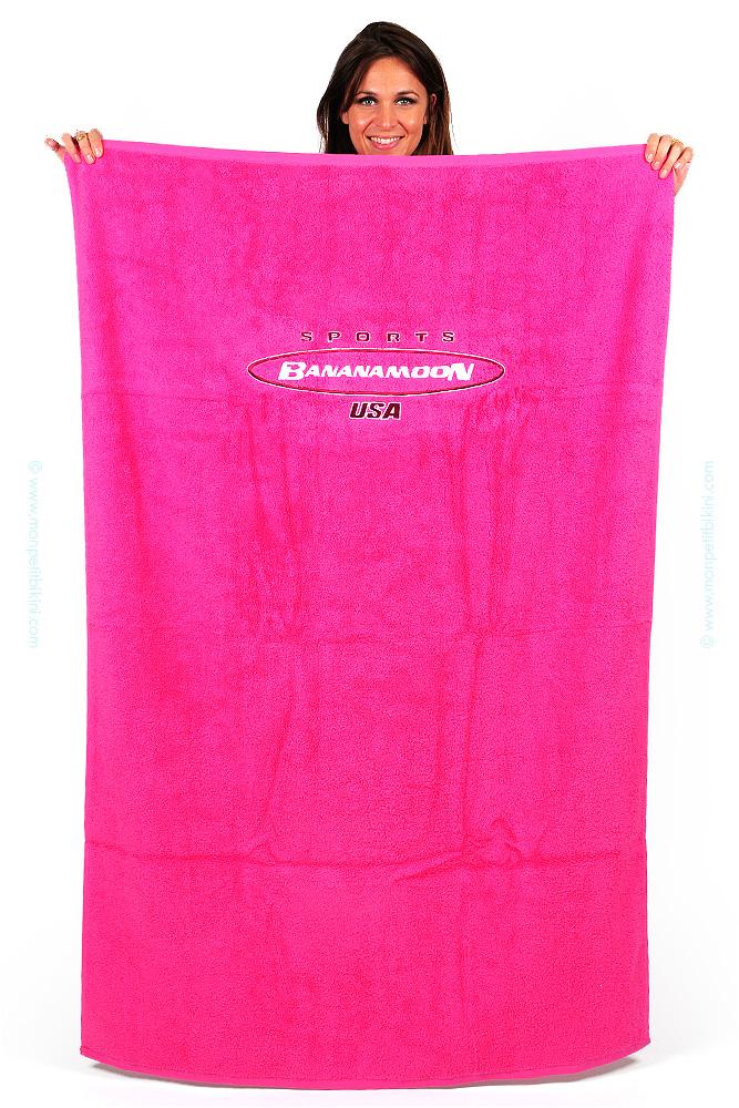 banana moon serviette de plage rose beach accessories towel. Black Bedroom Furniture Sets. Home Design Ideas