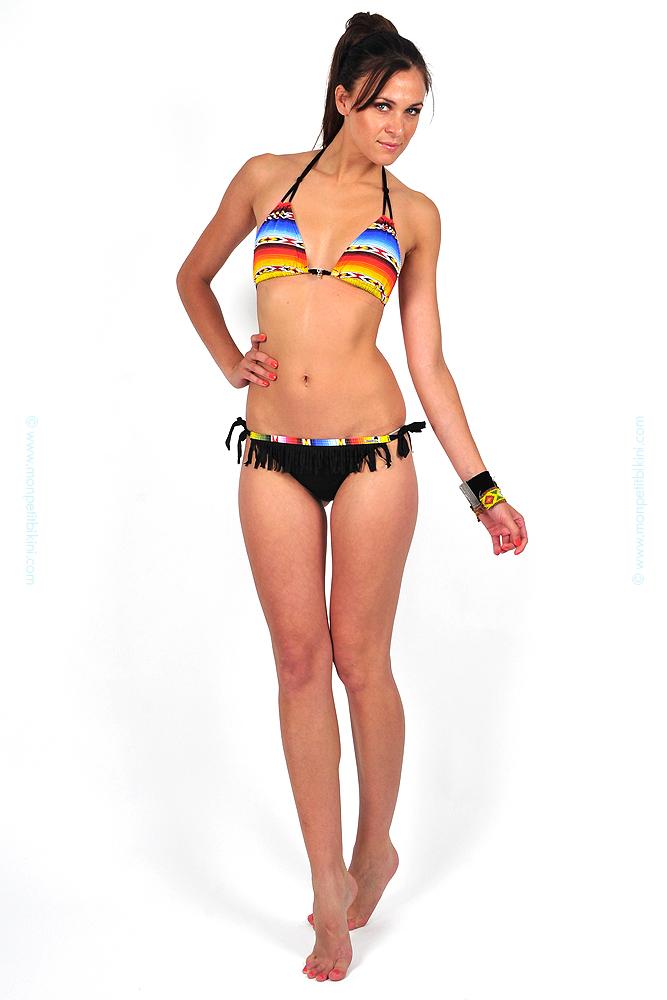 dded141d1f Maillot de bain à franges Banana Moon – e-boutique en ligne bikini