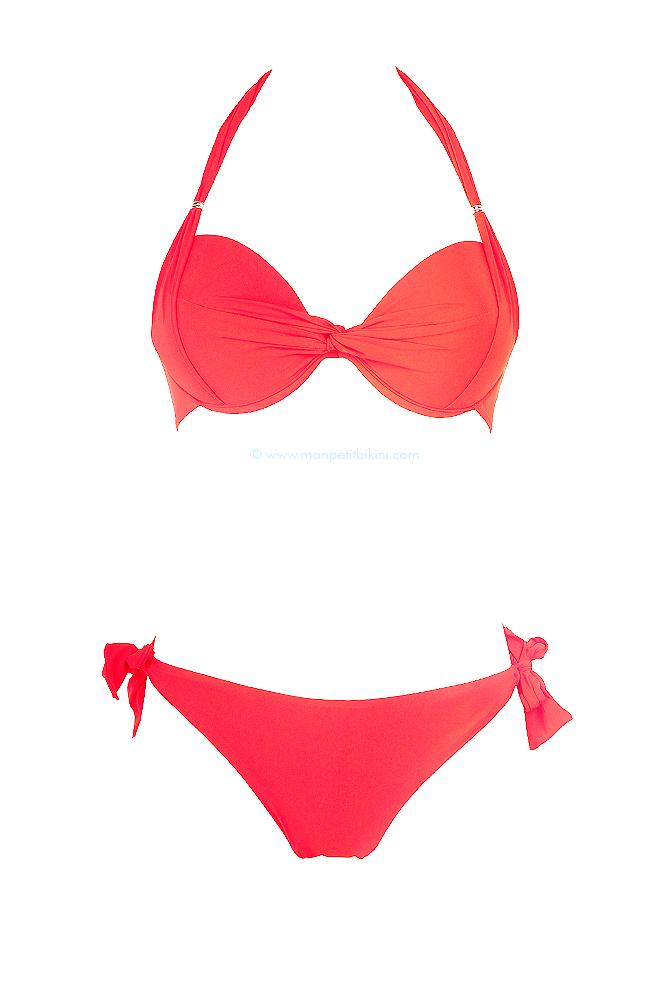 maillot de bain balconnet push up pas cher femme tendance t 2013. Black Bedroom Furniture Sets. Home Design Ideas