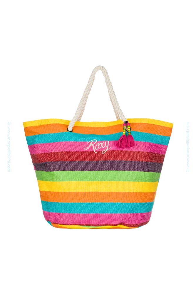 accessoire roxy collection 2014 vente en ligne sac de plage femme. Black Bedroom Furniture Sets. Home Design Ideas