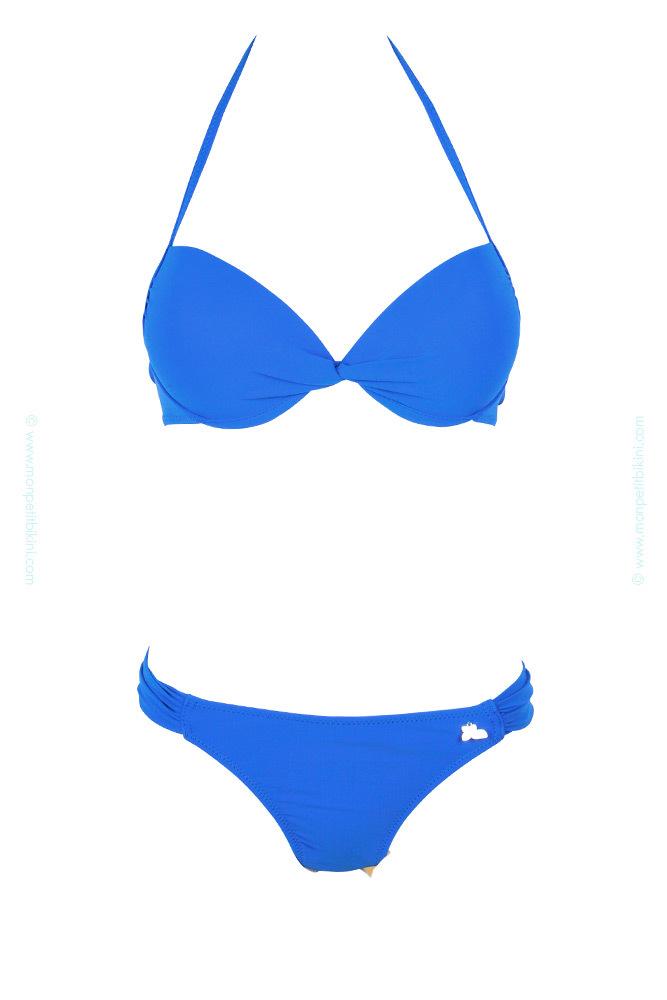 maillot de bain femme tendance 2018 balconnet push up bikini. Black Bedroom Furniture Sets. Home Design Ideas