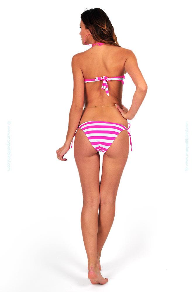 maillot-de-bain-bandeau-a-rayures-rose-collection-2014-lolita-angels-fun-dos