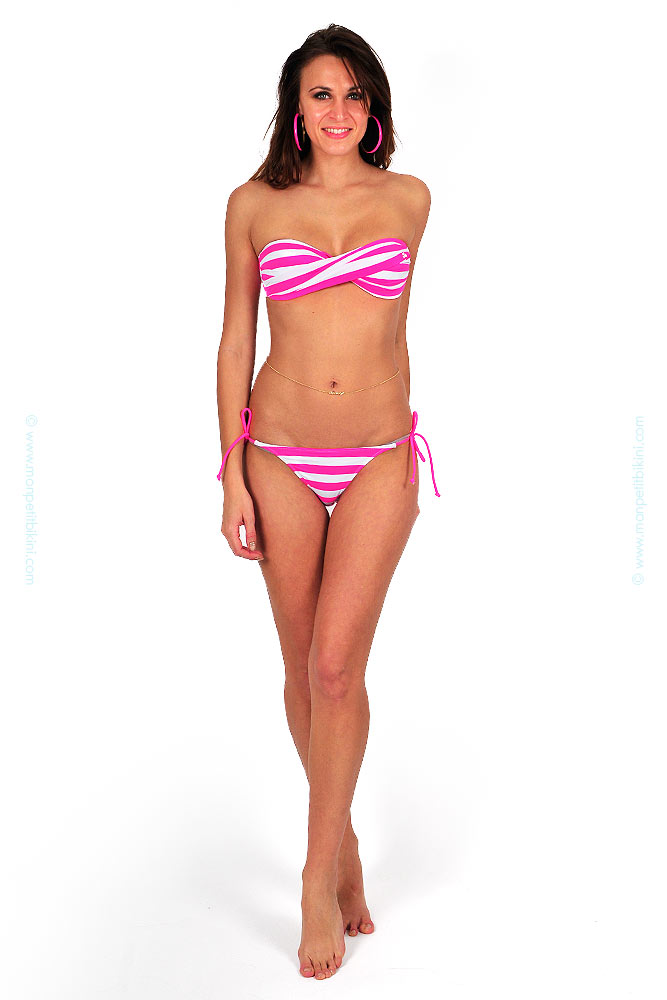 maillot-de-bain-bandeau-a-rayures-rose-2014-lolita-angels-fun
