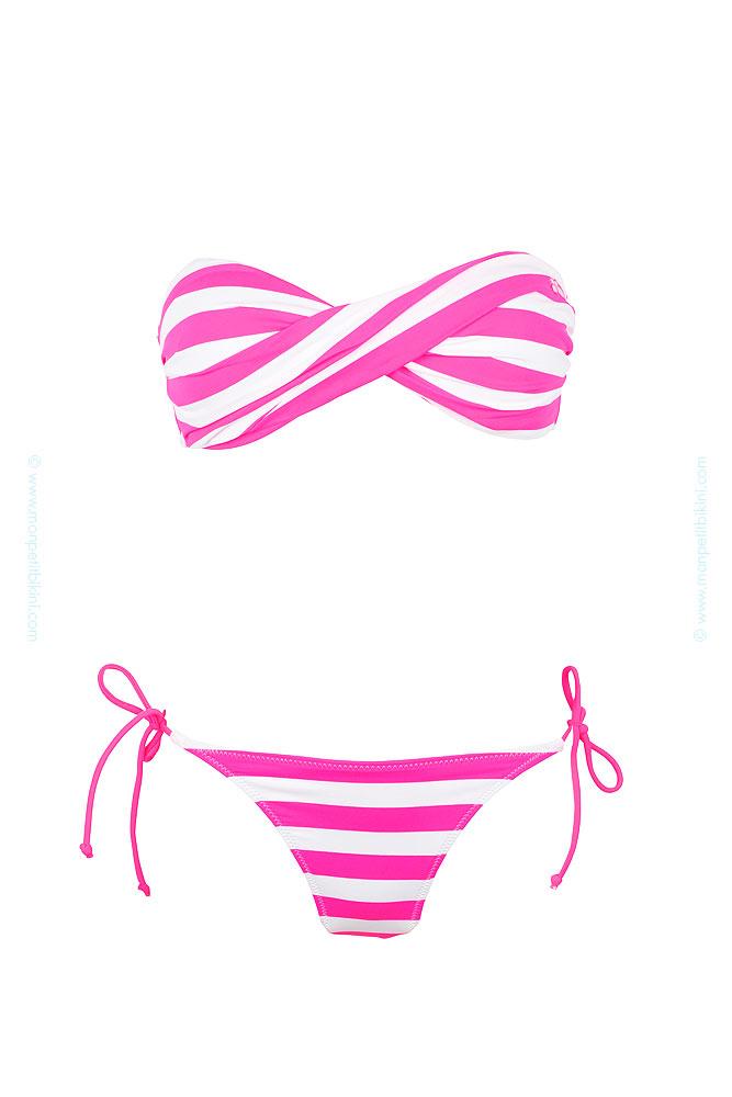 maillot-de-bain-lolita-angels-bandeau-a-rayures-rose-fluo-lolita-angels-fun-la2rcfun
