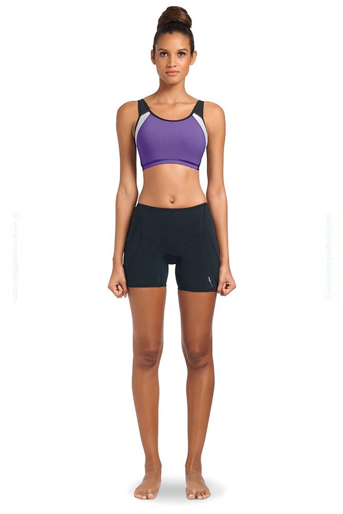 maillot de bain piscine freya short de bain sport active swimwear. Black Bedroom Furniture Sets. Home Design Ideas