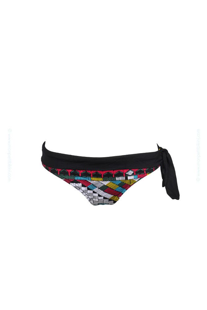 maillot femme kiwi saint tropez maillot de bain ethnique. Black Bedroom Furniture Sets. Home Design Ideas