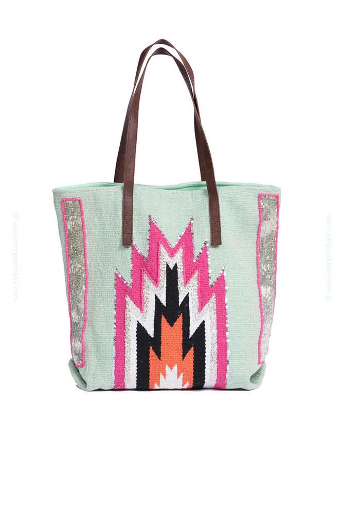 sac main hipanema amenapih 2015 accesoire sac de plage. Black Bedroom Furniture Sets. Home Design Ideas