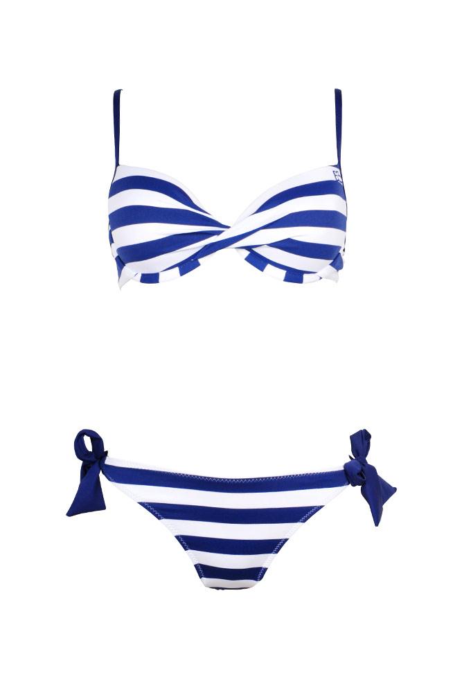 maillot femme bleu marine et blanc maillot femme. Black Bedroom Furniture Sets. Home Design Ideas