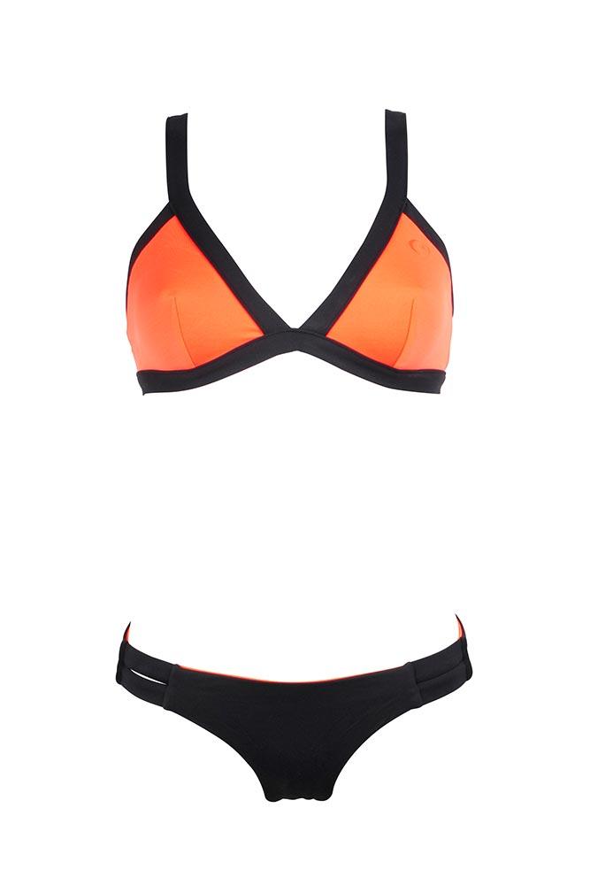 Maillot sport rip curl 2015 maillot de bain brassi re - Maillot de bain piscine 2 pieces ...