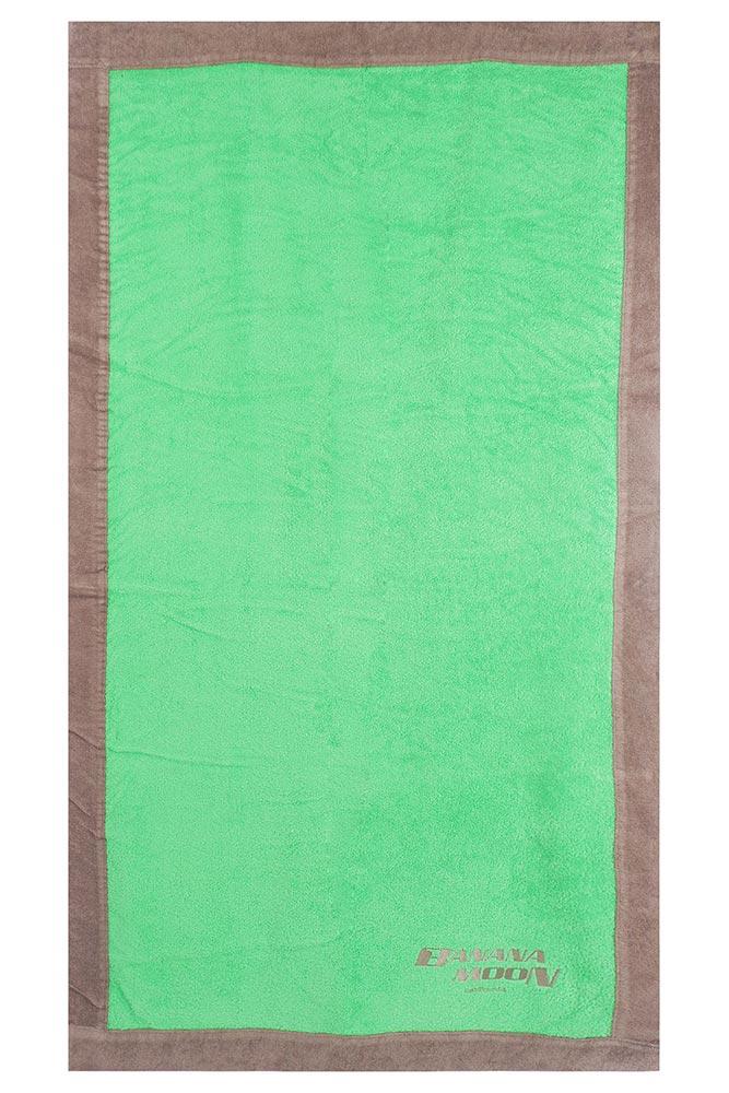 Draps De Plage Collection 2015 - Serviette De Plage Lanza Vert Menthe