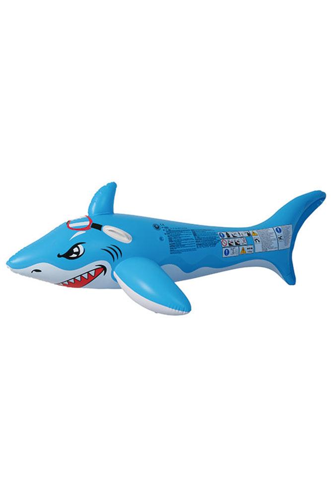 requin g ant gonflable pas cher accessoire plage sur. Black Bedroom Furniture Sets. Home Design Ideas