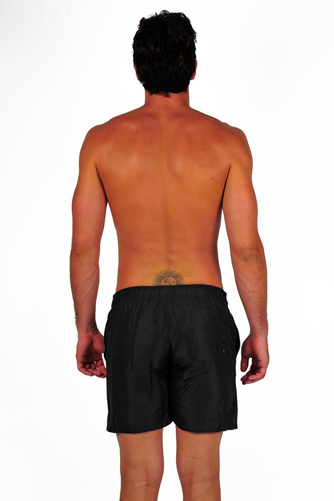 short de bain homme noir vente en ligne de maillots et accessoires. Black Bedroom Furniture Sets. Home Design Ideas