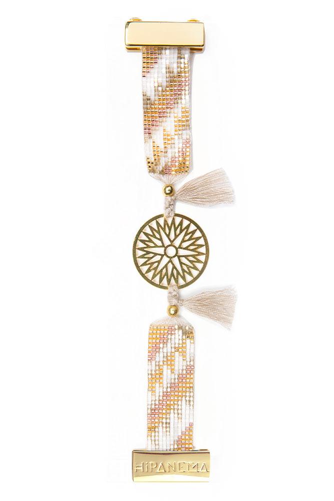 hipanema collection hiver 2015 bracelets br silien dor. Black Bedroom Furniture Sets. Home Design Ideas