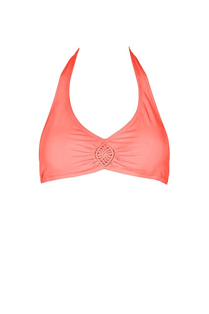 triangle maillot de bain rose corail watercult maillot de bain. Black Bedroom Furniture Sets. Home Design Ideas