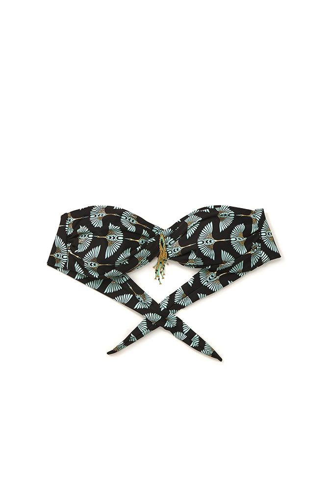 maillot de bain bandeau twist maillot amenapih by hipanema 2016. Black Bedroom Furniture Sets. Home Design Ideas
