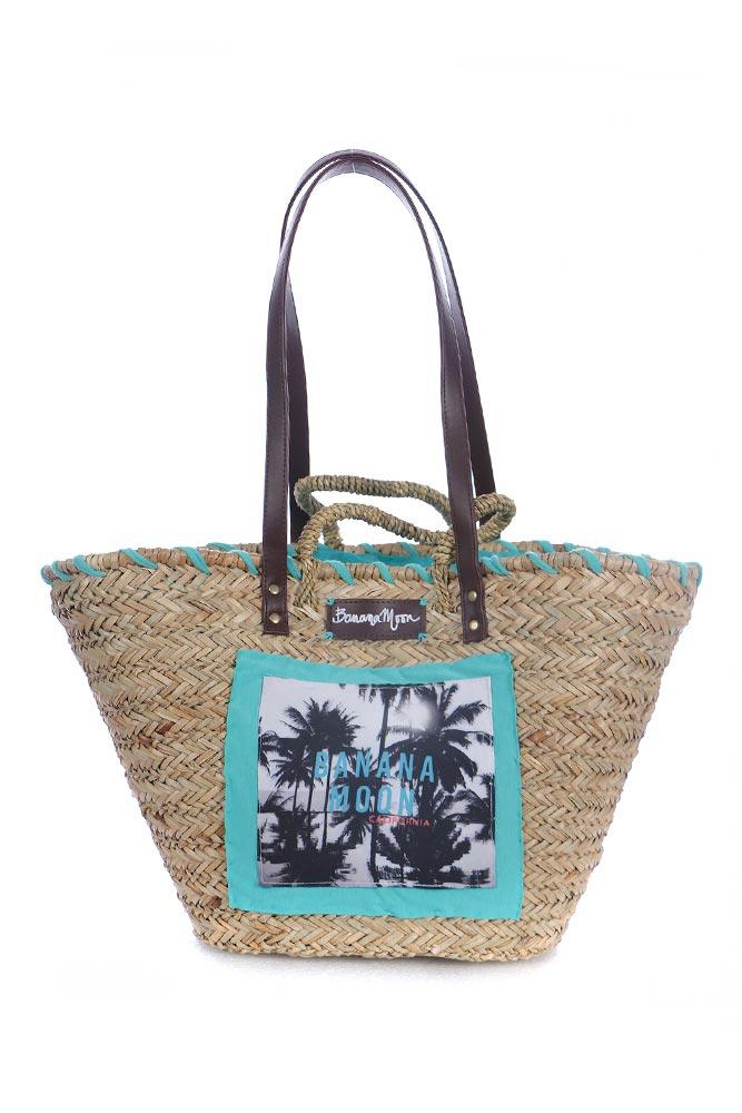 d444c96e1e Grand sac de plage pour femme - Banana Moon sac collection été 2016