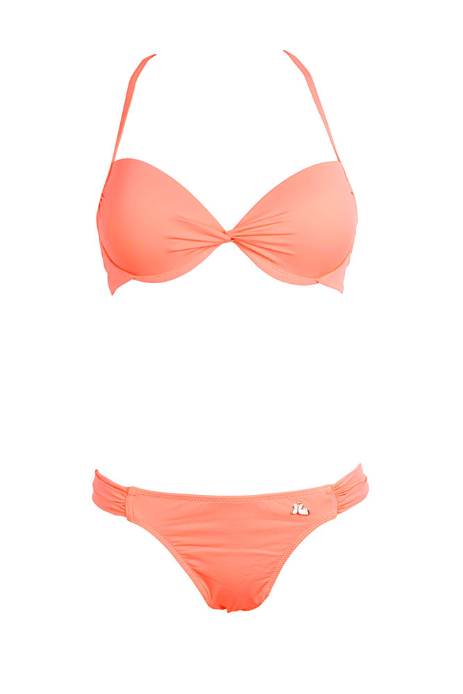 bikini push up corail collection 2018 maillot de bain femme. Black Bedroom Furniture Sets. Home Design Ideas