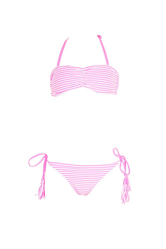 maillot-de-bain-fille-rose-pas-cher-D66AI