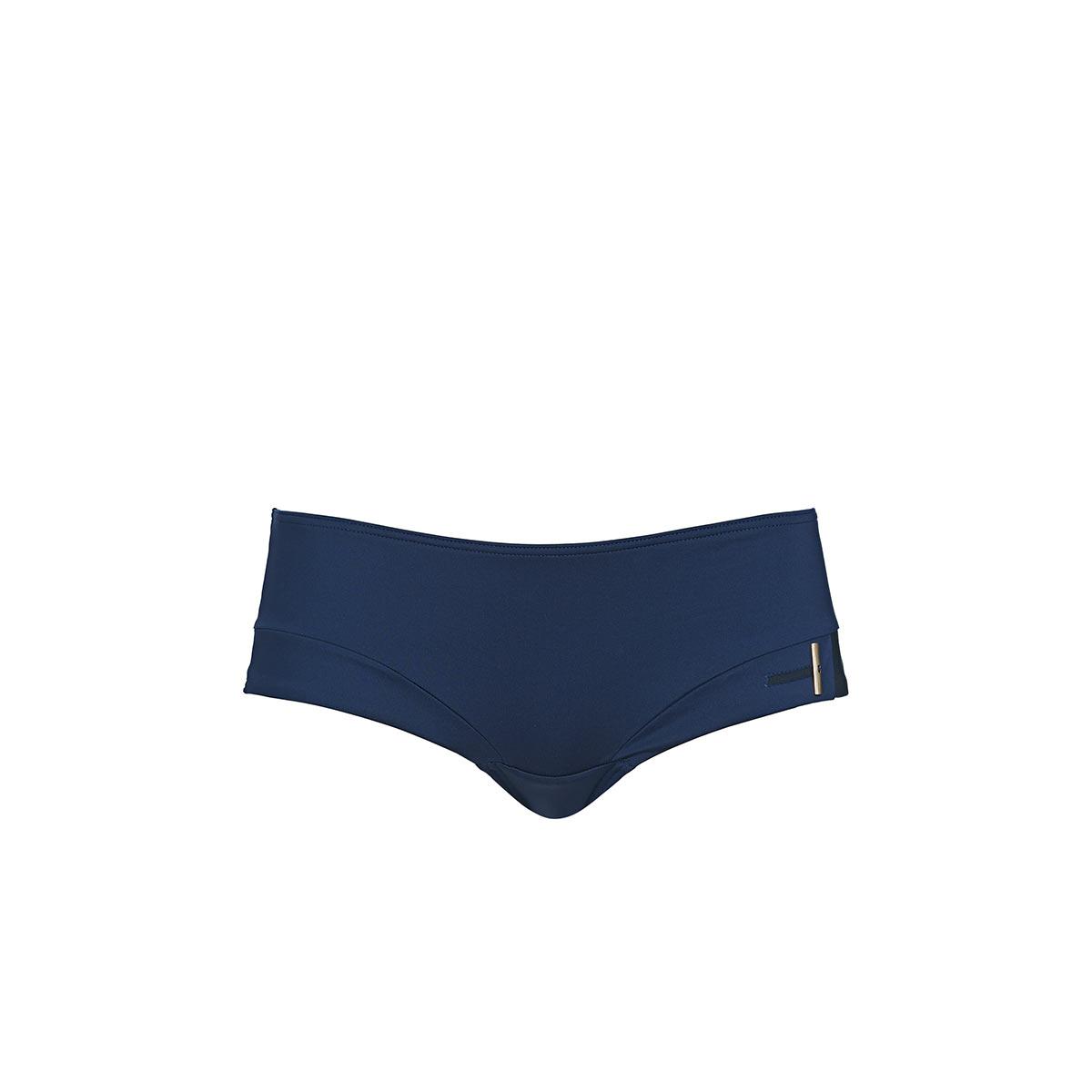 maillot de bain bandeau bleu nuit huit collection t 2017. Black Bedroom Furniture Sets. Home Design Ideas