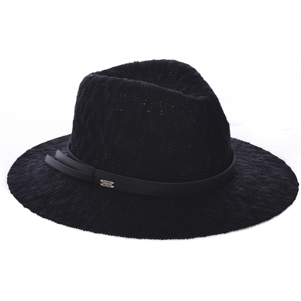 Chapeau de plage noir Hatsy