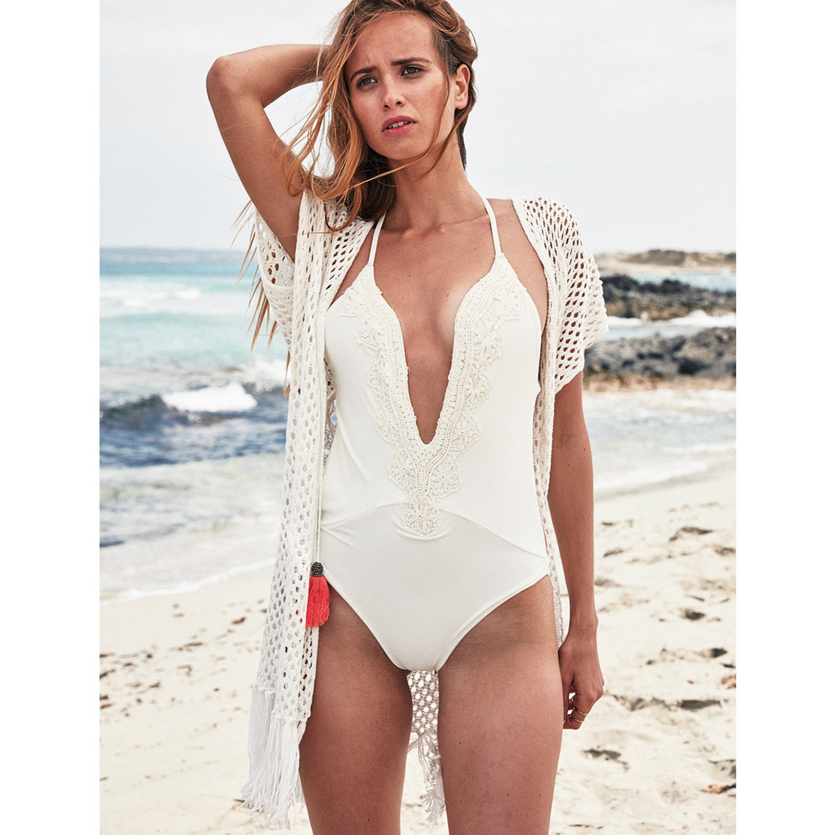 a05361626f Maillots de bain Hipanema - Robe de plage Amenapih by Hipanema