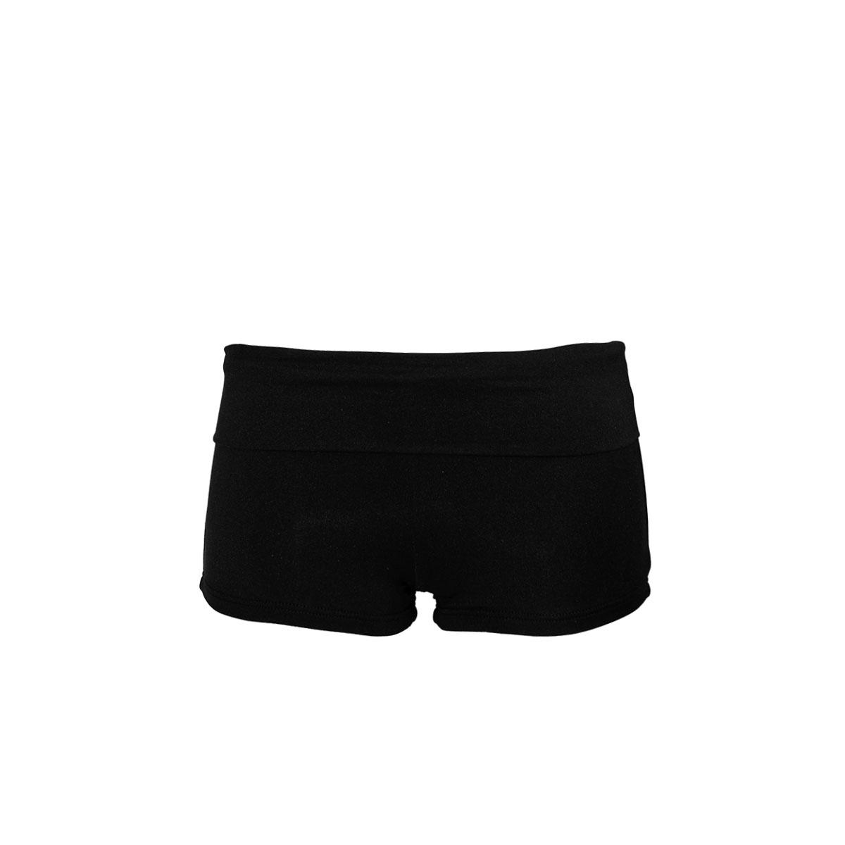 Mon Shorty Bikini noir (Bas)