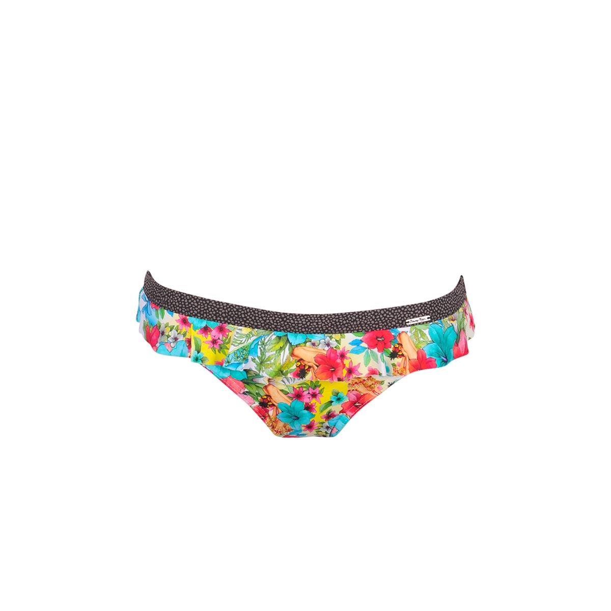 Culotte de maillot de bain multicolore Hualalai (Bas)