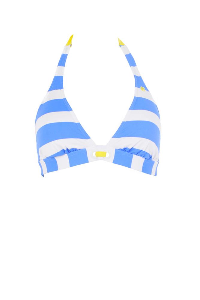 maillot de bain triangle bleu azur deerfield haut soldes banana moon. Black Bedroom Furniture Sets. Home Design Ideas